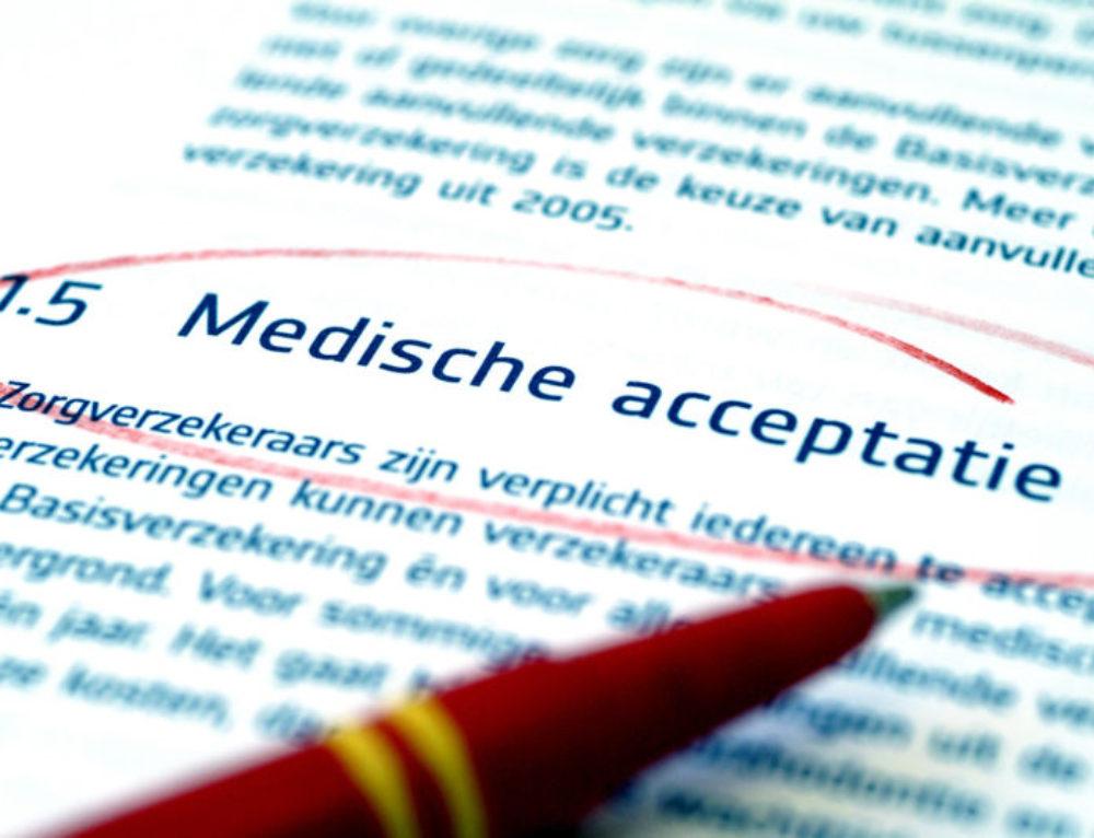 Zorgverzekeraars met medische selectie in 2019